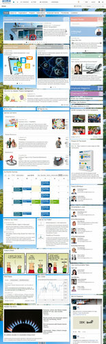 Sample Homepage For XCC